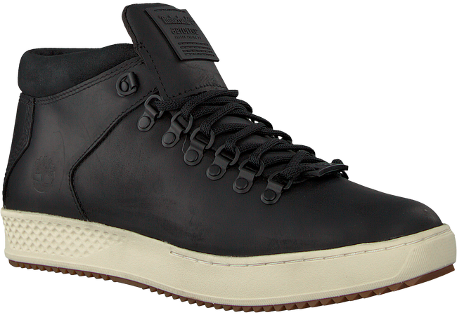Black TIMBERLAND Lace-up boots CITYROAM CUPALPINE CHUK - large