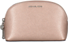 Pink MICHAEL KORS Toiletry bag ALEX LG TRAVEL POUCH - small