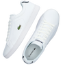 White LACOSTE Sneakers CARNABY EVO HEREN  - small