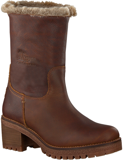 Brown PANAMA JACK Booties PIOLA B8 - large