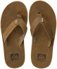 Brown REEF Flip flops REEF VOYAGE LE  - small