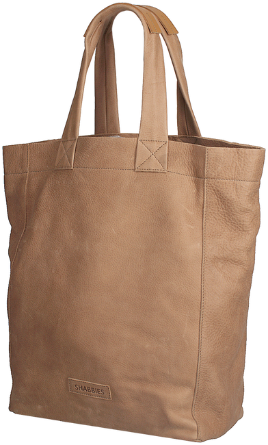 Brown SHABBIES Handbag 283020001 - large