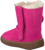 Pink UGG Baby shoes KEELAN - small