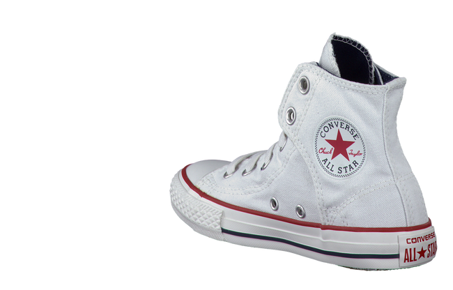 White CONVERSE Sneakers AS EASY SLIP KIDS - large