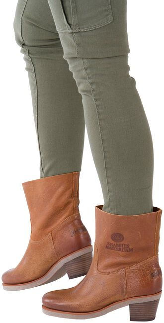 Cognac SHABBIES Booties 201018 - large