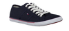 Blue TOMMY HILFIGER Lace-ups VANTAGE 2A - small