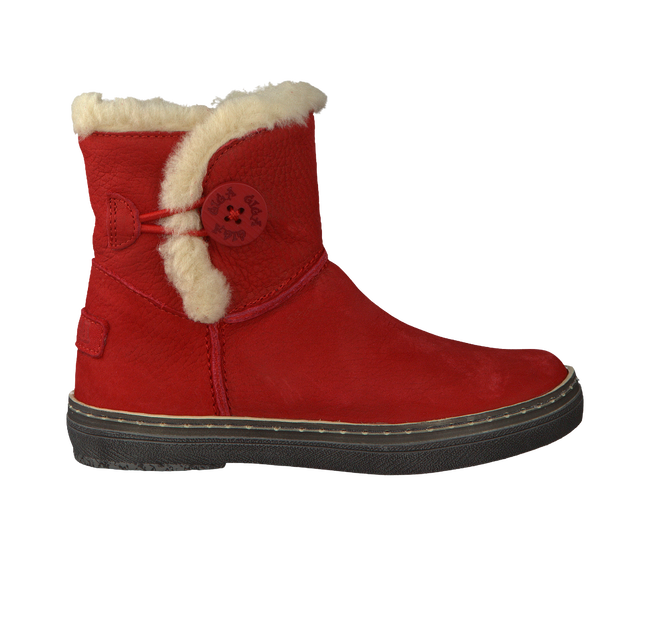 Red GIGA High boots 3424N - large