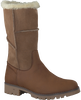 Cognac OMODA High boots 3261 - small