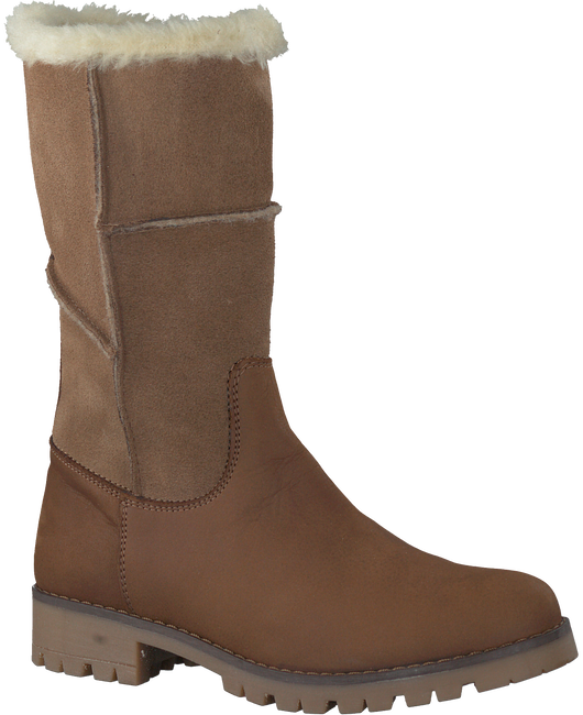 Cognac OMODA High boots 3261 - large