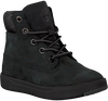 Black TIMBERLAND Classic ankle boots DAVIS SQUARE 6 KIDS - small