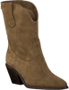 Taupe NOTRE-V Booties AH68  - small