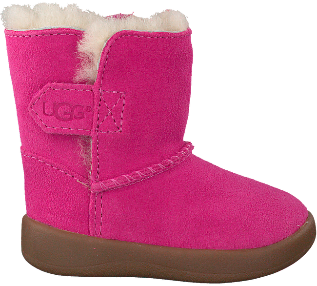 Pink UGG Baby shoes KEELAN - large