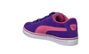 Purple PUMA Sneakers PUMA S VULC JR VETER - small