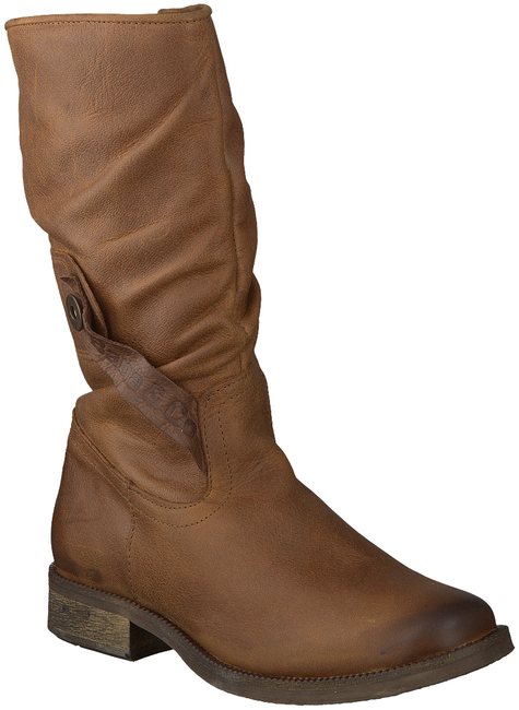 Cognac BANA&CO High boots 45841 - large