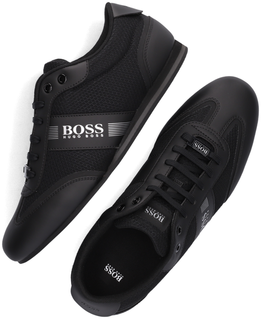 Black HUGO BOSS Sneakers LIGHTER LOWP MXME - large
