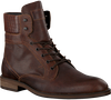 Cognac CYCLEUR DE LUXE Classic ankle boots COMMANDO  - small