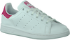 White ADIDAS Sneakers STAN SMITH KINDER DAMES - small