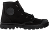 Black PALLADIUM Classic ankle boots PAMPA HIGH D - small