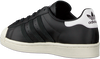 Black ADIDAS Low sneakers SUPERSTAR  - small