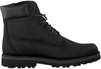 Black TIMBERLAND Lace-up boots COURMA KID TRADITIONAL  - medium