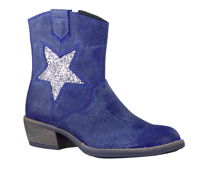 Blue BULLBOXER High boots 13ADN5030 - large