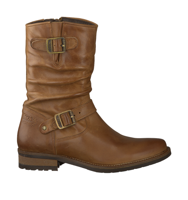 Cognac GIGA High boots 3209C - large