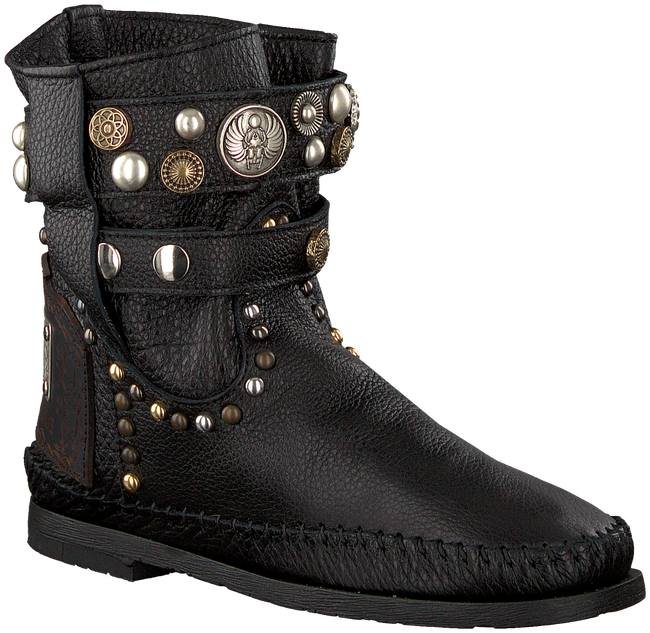 Black KARMA OF CHARME Booties STRA 2 COSMO - large
