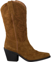 Brown RED-RAG High boots 77048  - medium