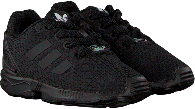Black ADIDAS Sneakers ZX FLUS EL I - large