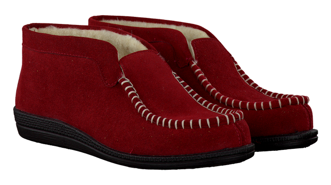 Red ROHDE ERICH Slippers 2176 - large