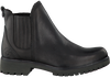 Black TIMBERLAND Chelsea boots LYONSDALE CHELSEA - small