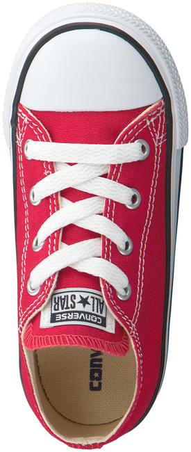 Red CONVERSE Sneakers CTAS OX KIDS - large