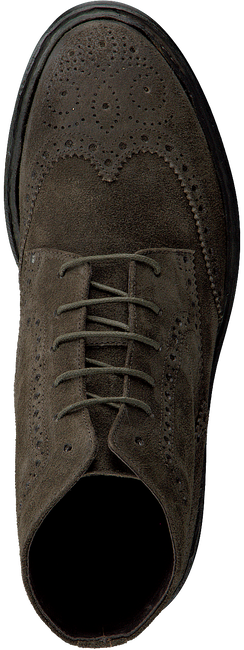 Green HUNDRED 100 Lace-up boots M681-96 - large