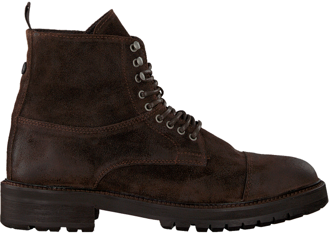 Brown GOOSECRAFT Chelsea boots SATURNIA  - large