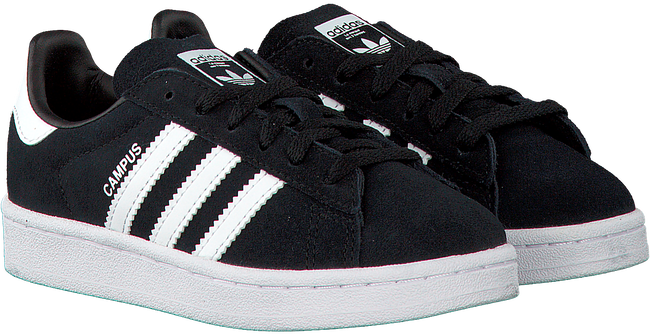 Black ADIDAS Sneakers CAMPUS J - large
