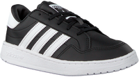 Black ADIDAS Low sneakers TEAM COURT C  - medium