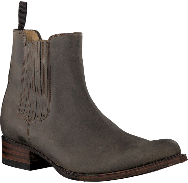 Taupe SENDRA High boots 12102 - large