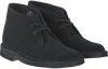 Black CLARKS Ankle boots DESERT BOOT DAMES - small