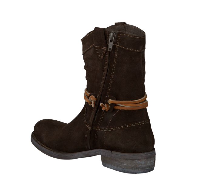 Brown GIGA High boots 3365V - large