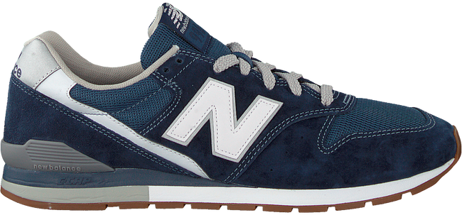 Blue NEW BALANCE Low sneakers CM996