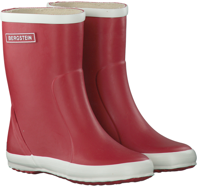 Red BERGSTEIN Rain boots RAINBOOT - large