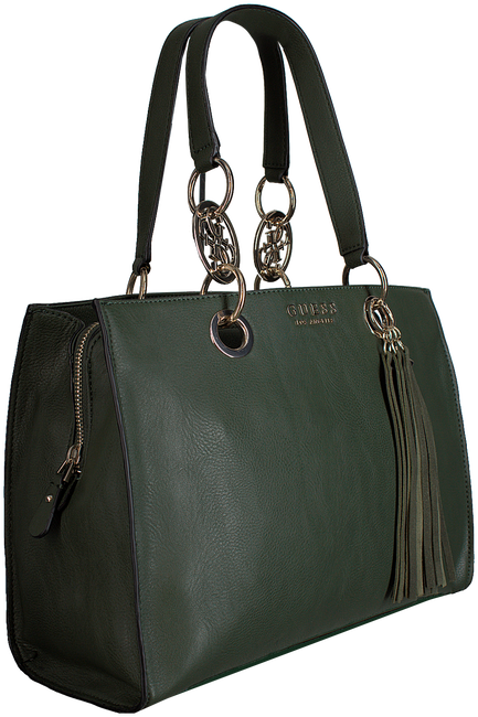 Green GUESS Handbag HWVG70 94230 - large