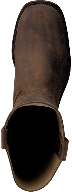 Brown SENDRA Cowboy boots 3165 - large