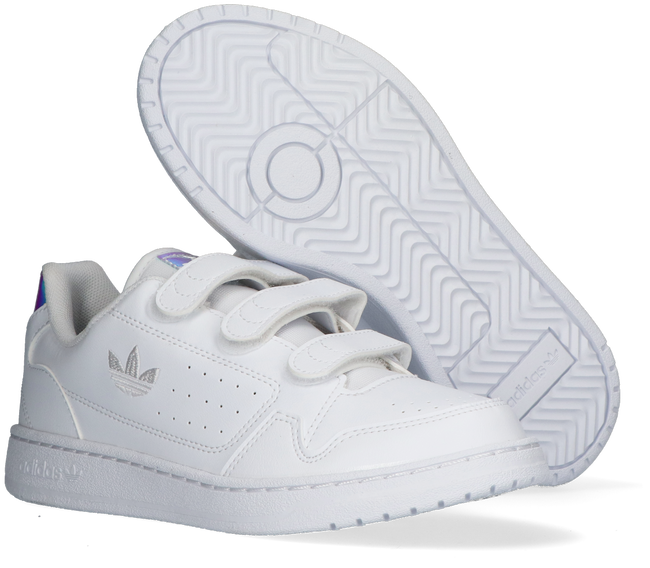 White ADIDAS Low sneakers NY 90 CF C  - large
