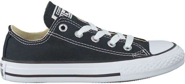 Black CONVERSE Sneakers CHUCK TAYLOR ALL STAR OX KIDS - large