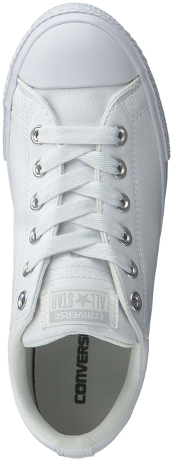 White CONVERSE Sneakers CHUCK TAYLOR ALL STAR STREET S - large