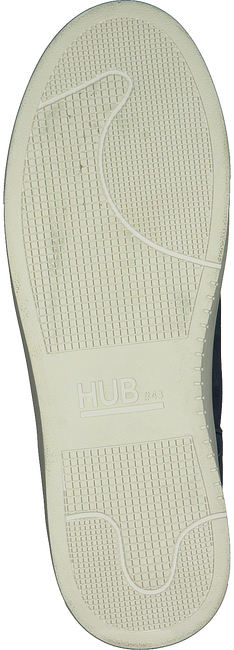 Blue HUB Low sneakers TOURNAMENT-M  - large