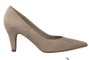 Beige VIA VAI Pumps 120546 - small