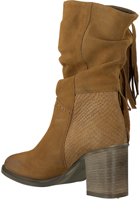 Cognac OMODA High boots R12141 - large