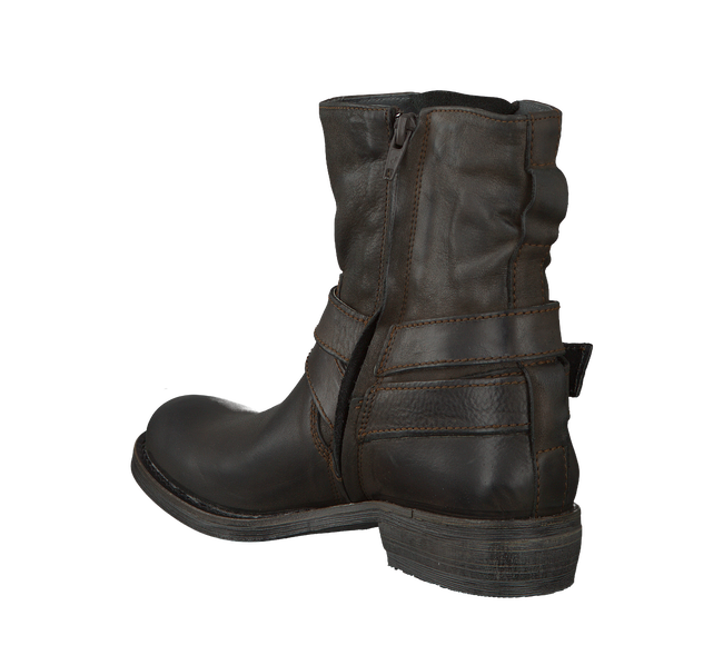 Brown GIGA High boots 3360P - large